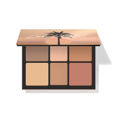 The Cali Contour Palette - e